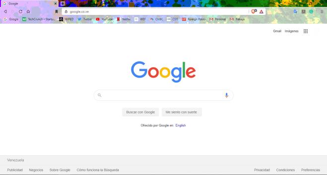 El paso de Chrome a Brave fue bastante sencillo, visualmente hablando
