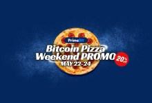 """Celebremos a Bitcoin con la promoción """"PrimeBit Pizza"""""""