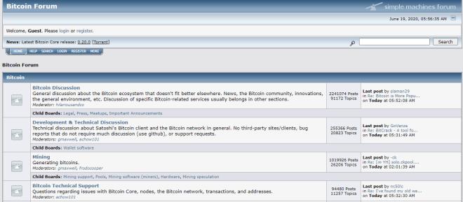 Desde la época de Bitcoin Talk la mayor fortaleza de BTC ha sido su comunidad