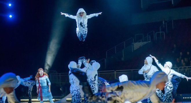 El Cirque du Soleil no da más y presenta su quiebra