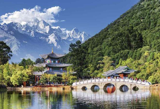 The province of Yunnan and its neighboring Suchuan have climate and energy source ideal for the mining criptomonedas.