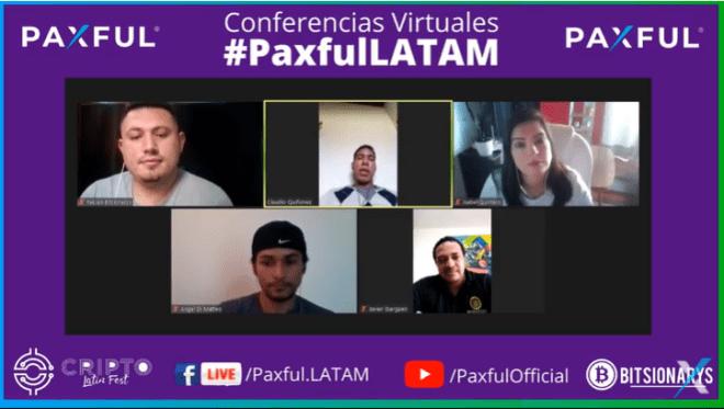 En el Cripto Latin Fest discutieron si es posible una stablecoin global, con la participación de nuestro analista Claudio Quiñonez.