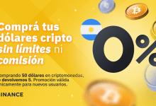 Descubre la nueva promoción que Binance P2P tiene para Argentina
