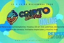 Cripto Latin Fest ya tiene fecha para su tercera edición