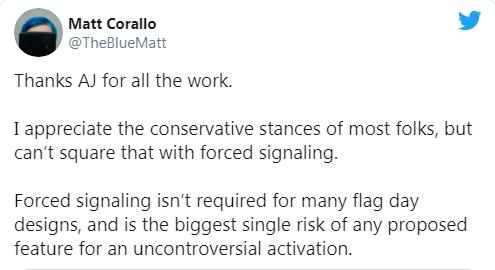 Mat Corallo considera que no es necesario aplicar la actualización de Bitcoin de manera forzada.