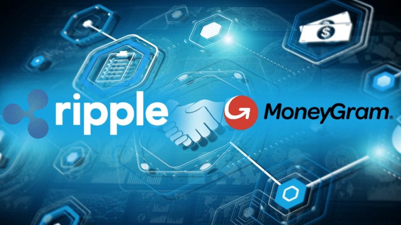 Ripple está vendiendo un tercio de sus acciones de MoneyGram - CRIPTO  TENDENCIA