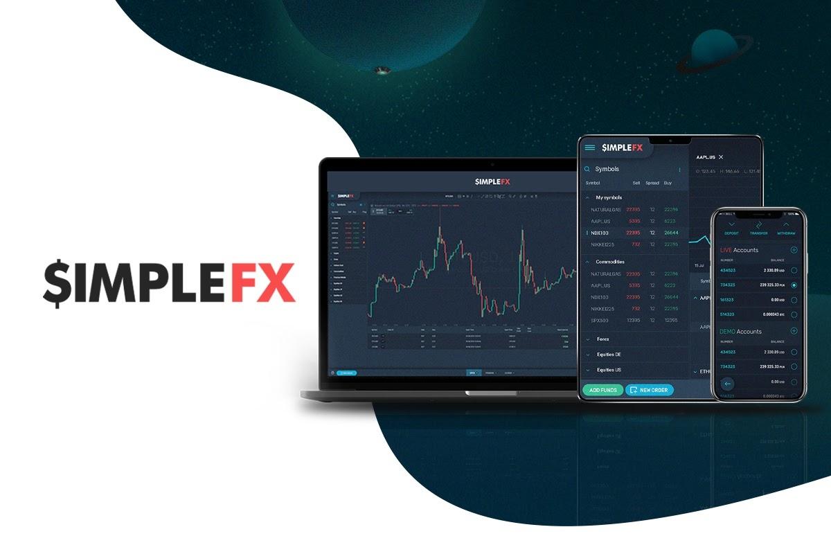 SimpleFX.com Recensione 2020 – Truffa o no?