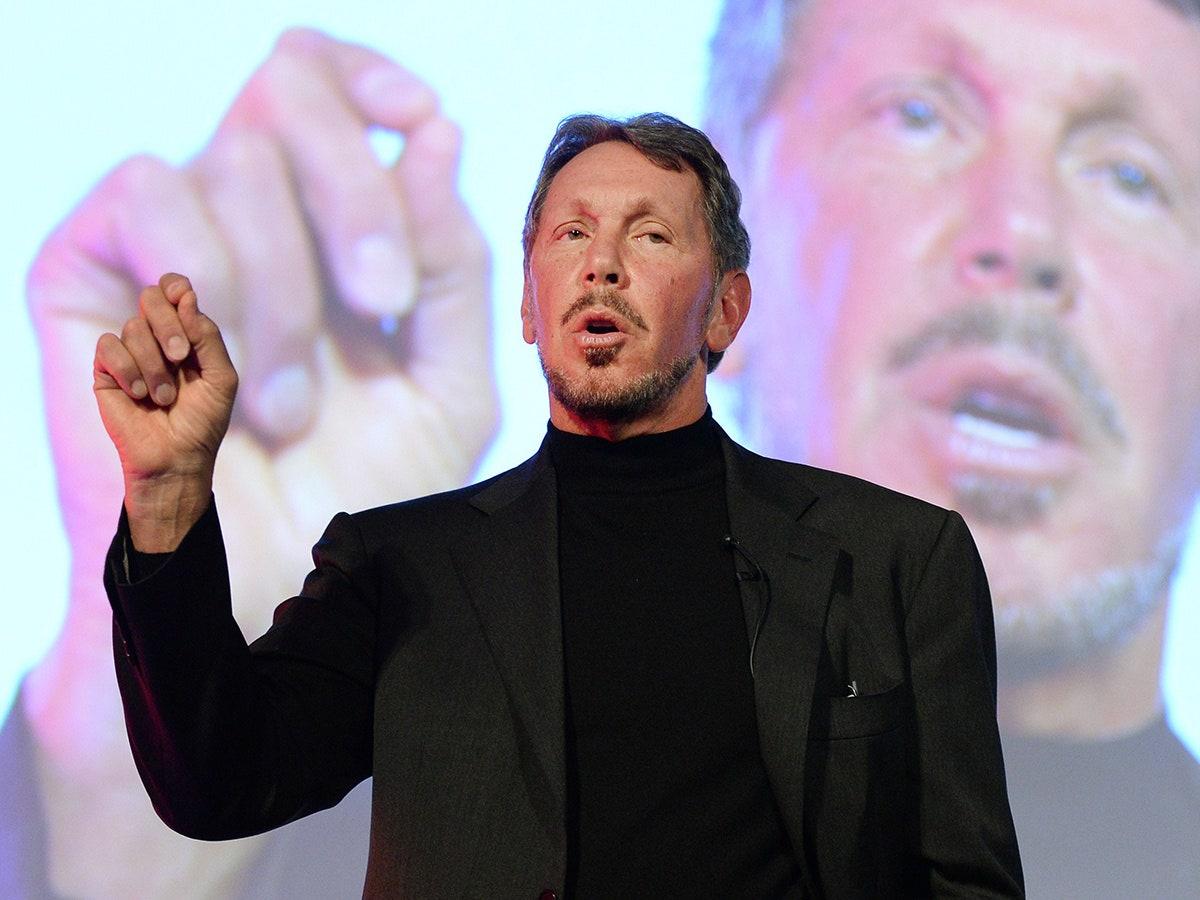 ¿Larry Ellison, fundador de Oracle, comprará Bitcoin?