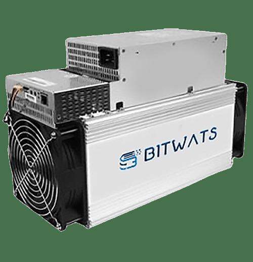 La primera máquina minera de la trilogía de la fabricante BitWat, es el BT. El mismo mina Bitcoin con un poder de cómputo de 360 TH/s. Fuente: BitWat