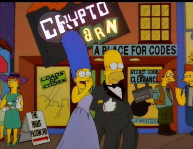Los Simpson lo sabían y que nadie me diga lo contrario