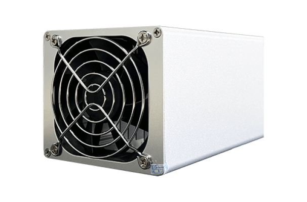 The new homemade crypto mining equipment manufactured by the Asian company Goldshell, have a low consumption and do not generate as much noise as traditional ASICs.  Source: Goldshell