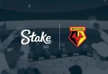El Watford FC y Stake.com anuncian una nueva asociación principal de varios años