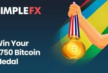Tradea con SimpleFX durante Juegos Olímpicos y gana $750