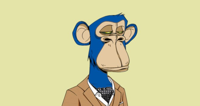 Bored Ape de Stephen Curry. Fuente: Bored Ape Yacht Club