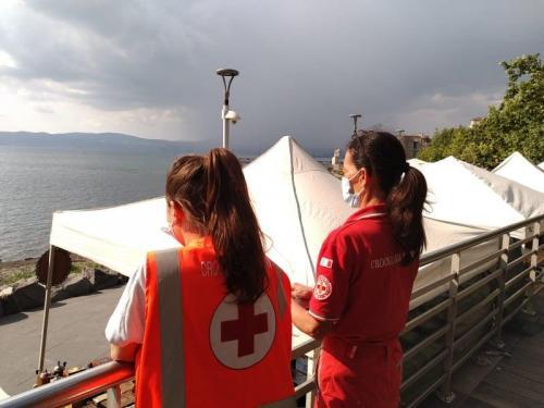 2020 - 12.07.20 Inizio del progetto Laghi Sicuri - Anguillara Sabazia e Lago di Martignano