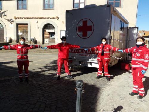2020 - 15.03.20 Donazione sangue Canale Monterano