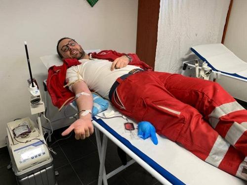 2020 - 16.02.20 Donazione Sangue Bracciano