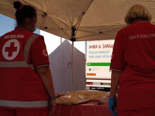 2020 - 28.06.20 Donazione sangue Bracciano