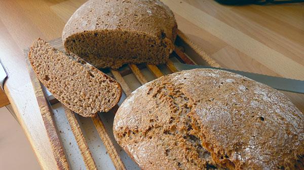Plain Spelt bread