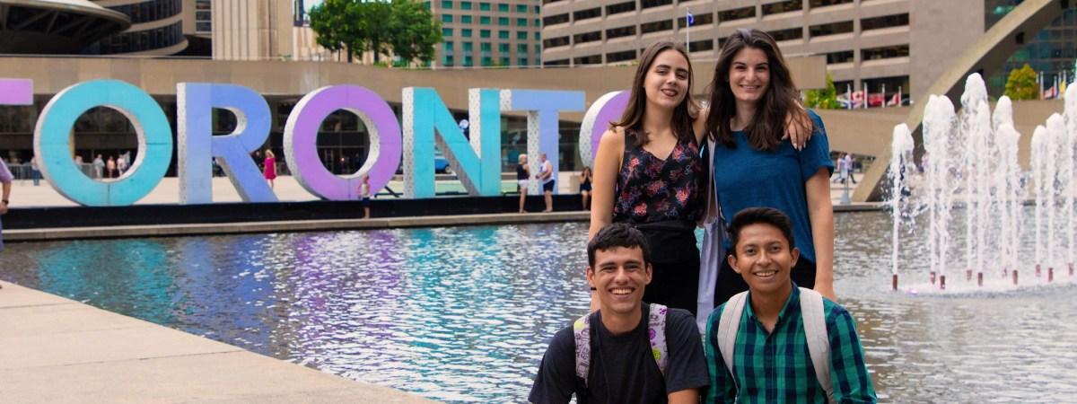 Campamento de Verano Toronto 13 a 17 años Residencia