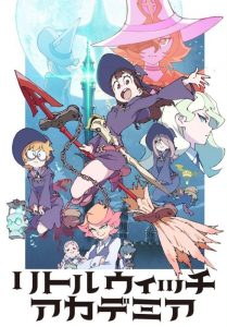 Little Witch Academia TV MEGA MediaFire Zippyshare Poster