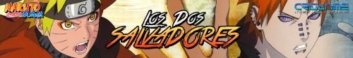 Naruto Shippuden Los Dos Salvadores Banner