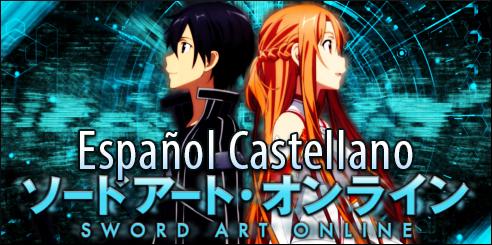 Sword-Art-Online-Español-Castellano-MEGA-Mediafire-Banner