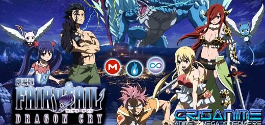 Fairy Tail Dragon Cry Pelicula MEGA MediaFire Openload Portada