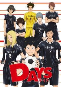 days tv anime mega mediafire openload zippyshare poster