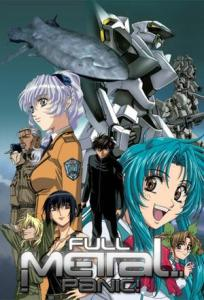 Full-Metal-Panic MEGA MediaFire Poster