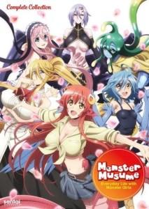Monster Musume no Iru Nichijou MEGA MediaFire Openload Zippyshare Poster