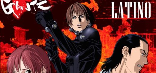 gantz anime latino mega mediafire portada