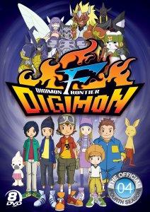 Digimon Frontier MEGA MediaFire Openload Poster