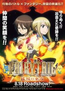 Fairy Tail Houou no Miko MEGA MediaFire Openload Poster