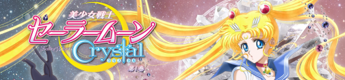 Sailor Moon Crystal Dark Kingdom Banner