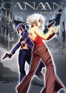 Canaan anime mega mediafire openload poster