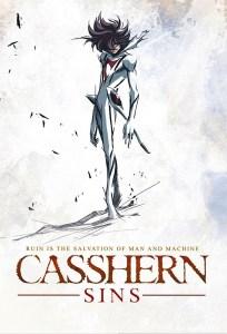 Casshern Sins MEGA Openload Poster