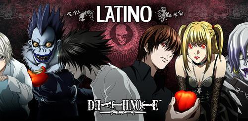 Death Note Latino MEGA MediaFire Openload Portada