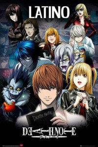 Death Note Latino MEGA MediaFire Openload Poster