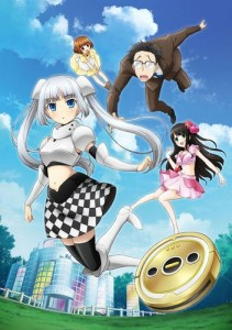 Miss Monochrome The Animation MEGA MediaFire Openload Poster
