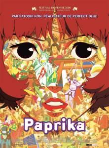 Paprika anime mega mediafire openload poster