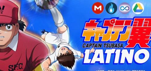 Captain Tsubasa (2018) (Español Latino) MEGA