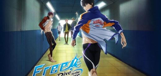 Free! Dive to the Future MEGA MediaFire Openload Zippyshare Portada