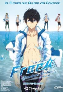 Free! Movie 1 Timeless Medley - Kizuna MEGA MediaFire Poster