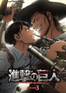Shingeki no Kyojin Season 3 MEGA MediaFire Openload Google Drive Zippyshare Poster