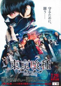 Tokyo Ghoul live-action Castellano MEGA MediaFire Openload Poster