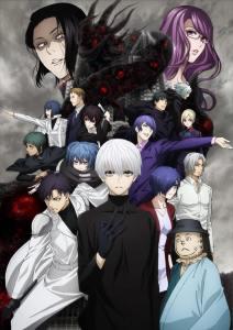 Tokyo Ghoul re 2nd Season MEGA MediaFire Openload Google Drive Poster