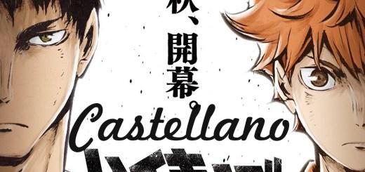 Haikyuu!! 3 Temporada Castellano Portada