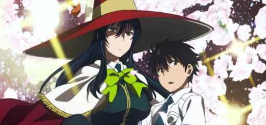 Witch Craft Works Anime Portada