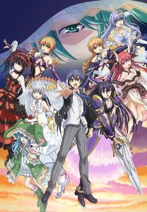 Date A Live III Anime Poster